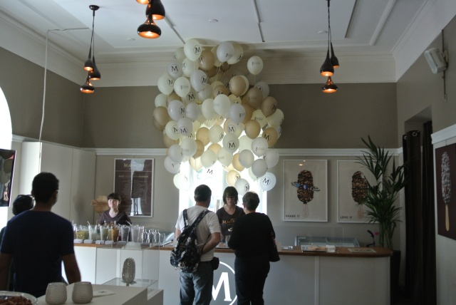 I told you Finns love balloons.