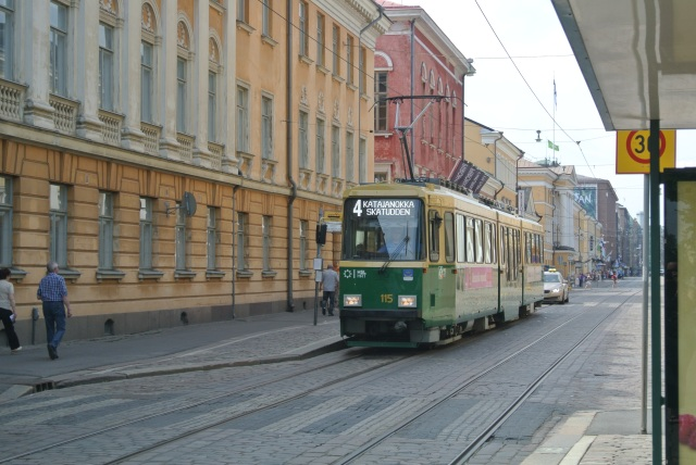 I'm beginning to think the 4 tram is magical -- I discover something new nearly every time I'm on it (including Magnum).