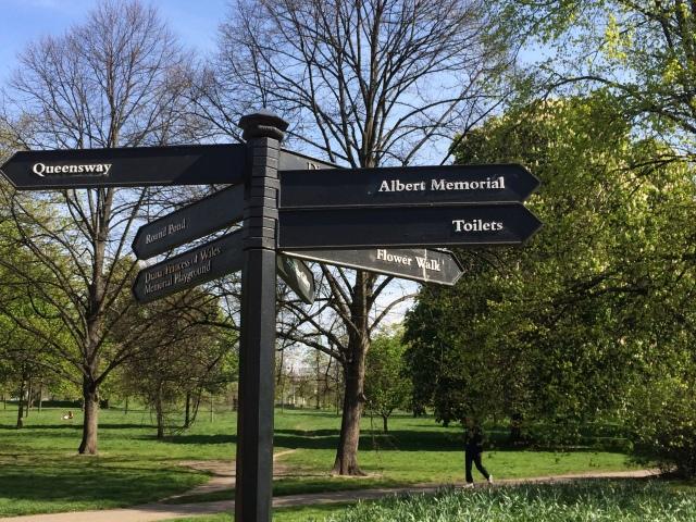 Kengsington Gardens